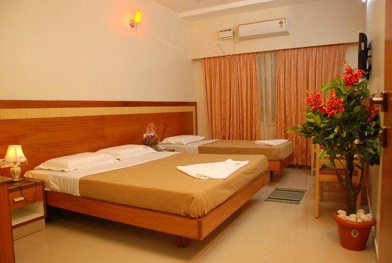 Hotel ATG Royal Inn: Tripple sharing room 3 pax