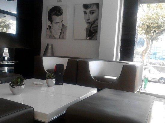 NH Collection Ria de Bilbao : Hotel Bar
