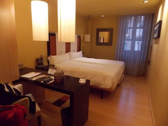 Hotel Fruela: Habitación 401