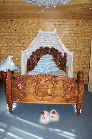 Ded Moroz Estate: Спальня Деда Мороза