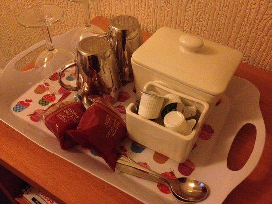 Canadale Guest House : Servicio de té
