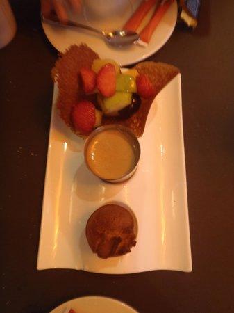 Le Bosquet: Small Desserts
