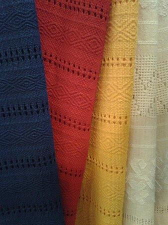 La Casa del Quijote: Textil. Rebozo.