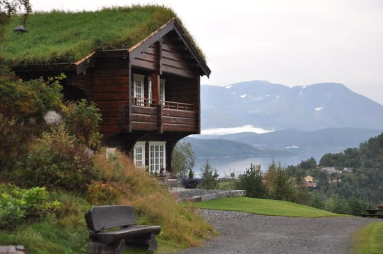 Storfjord Hotel: Overlooking the fjord from the hotel