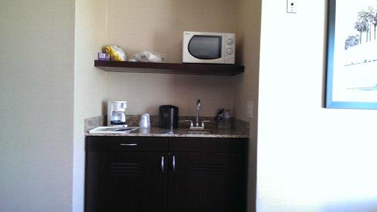 BEST WESTERN PLUS Suites Hotel Coronado Island: prep area