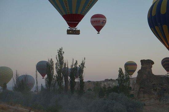 Balloons - Picture of Royal Balloon - Cappadocia, Goreme ...