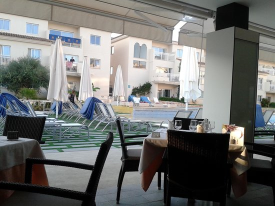 Aparthotel & Hotel Isla de Cabrera: ristorante