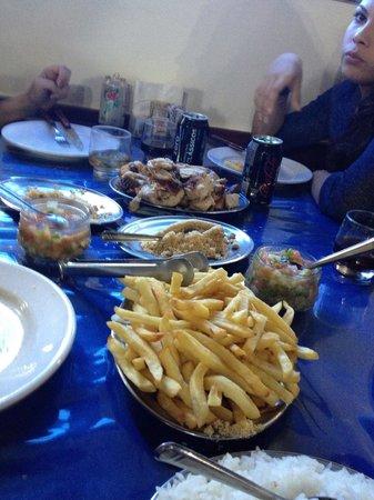 Restaurante Baixo Araguaia