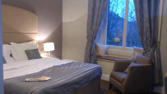 The Salisbury Hotel : Room