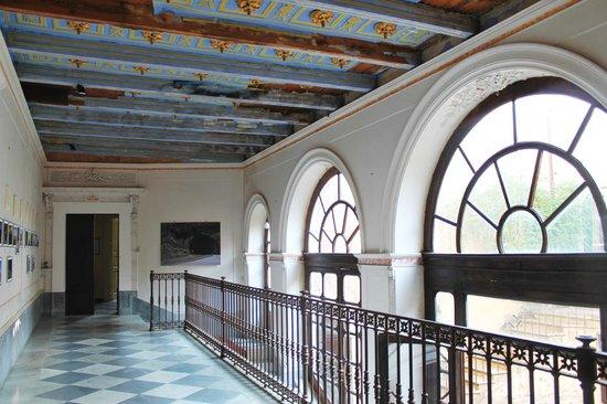 Castello di Caccuri : Androne principale