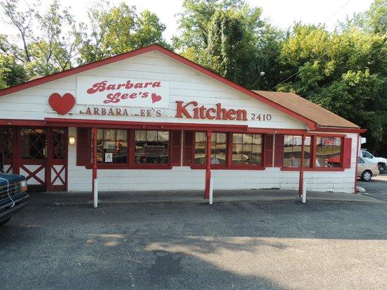 Lee Kitchen: Barbara Lee's Kitchen, Louisville