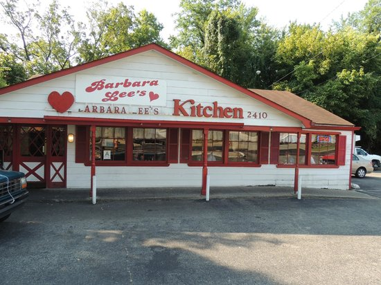 Facade - Picture of Barbara Lee\'s Kitchen, Louisville - TripAdvisor