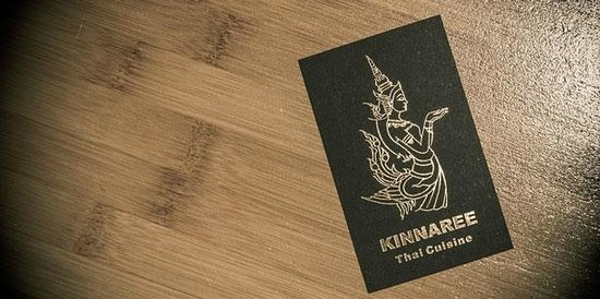 Kinnaree Thai Cuisine: Logo