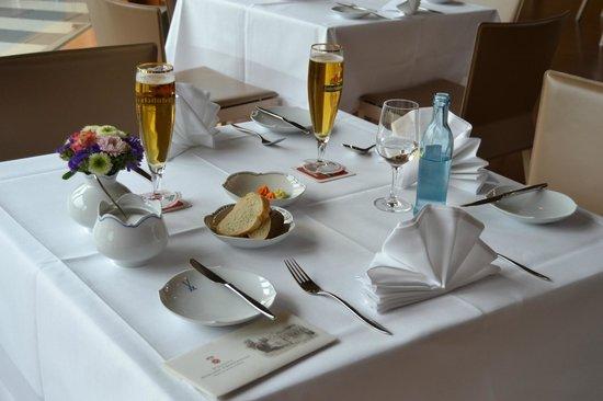 Tischdeko Picture Of Cafe Restaurant Meissen Meissen Tripadvisor