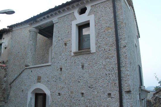 Centro storico, Caccuri: Ex sinagoga ebraica, rione Judeca