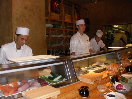 Nobu Next Door: The Sushi Bar
