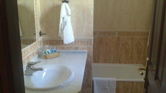 Hotel Avenida Playa: il bagno