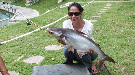 Hua Hin Fishing Lodge: claire