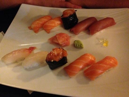 Umami : menu sushi
