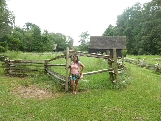Historic St. Mary's City: Godiah Spray Plantation