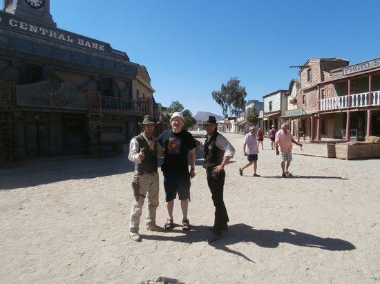 Fort Bravo Texas Hollywood : Meeting the Cowboys