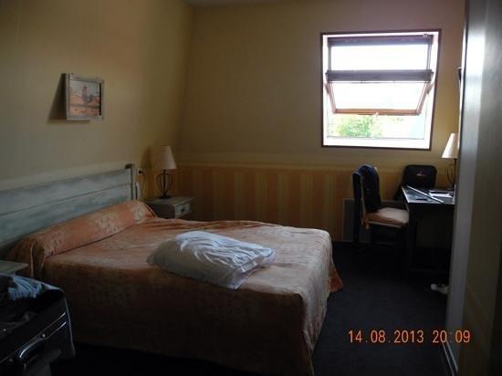 Hotel Vaillant: la stanza