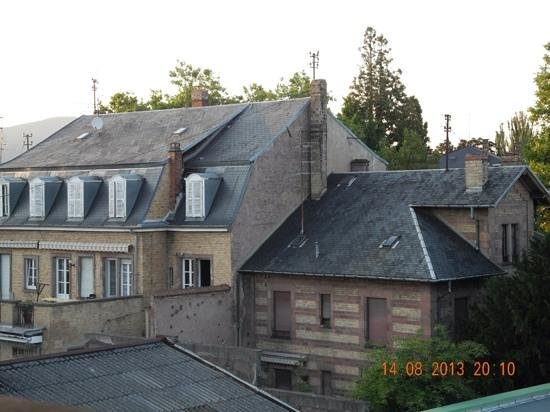 Hotel Vaillant: la vista dalla finestra