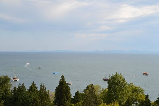 Sol Nessebar Palace: sea