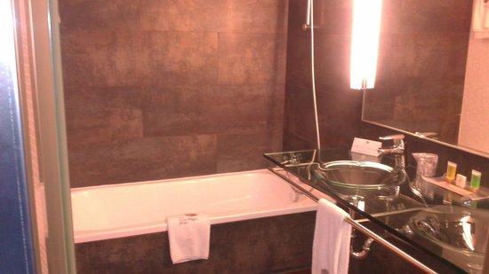 Sercotel Asta Regia Jerez : il bagno