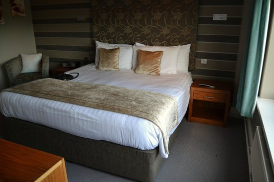 Best Western Plus Centurion Hotel : most comfortable bed ever