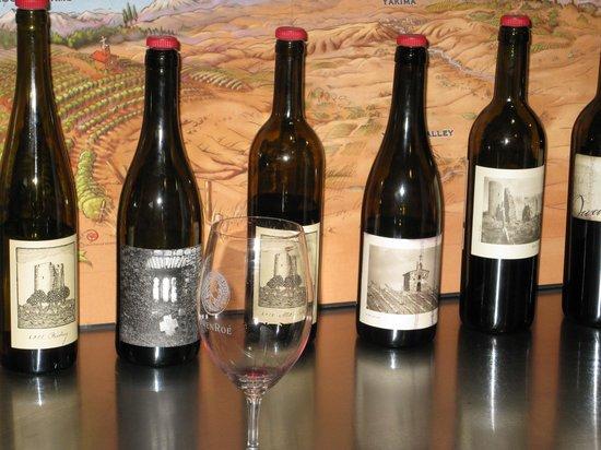 Backcountry Wine Tours : Owen Roe winery