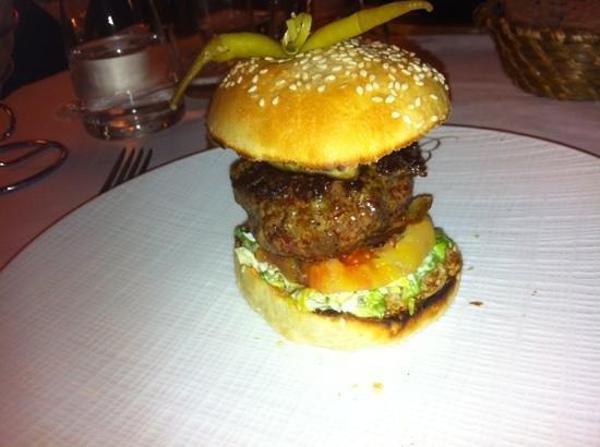 Le Bibent: Burger septembre 2013