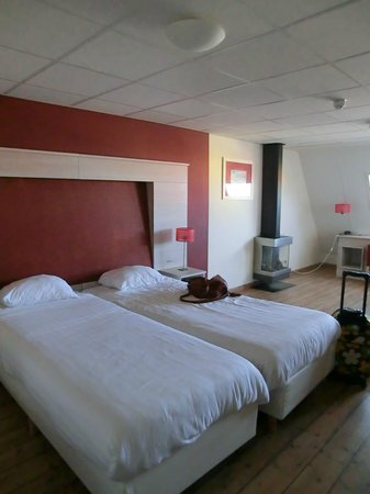 Fletcher Hotel-Restaurant De Cooghen : Hotelkamer