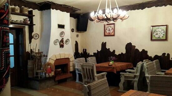 Ресторан Бограч: Зал