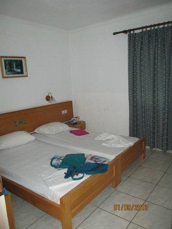 Anastasia Hotel: Bedroom