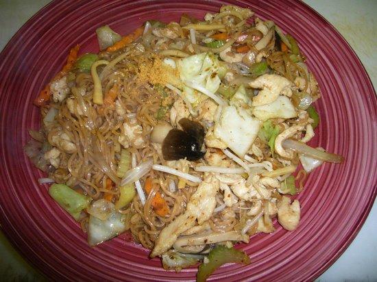 Yum nur spicy beef salad picture of tassanee 39 s thai for Ar roi thai cuisine