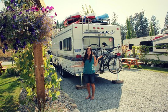 Canyon Farms RV Park : Beautiful place to stay (:
