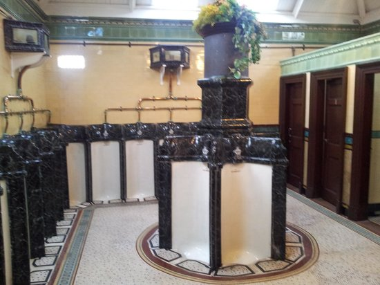 Rothesay's Victorian Toilets: At your convenience.....