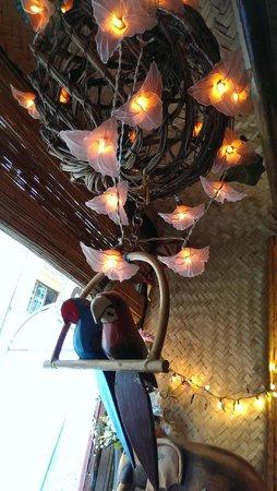 Restaurant Jai Thai: Fler mysiga ljus