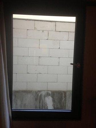 Burckin Suites Hotel: vista dalla finestra