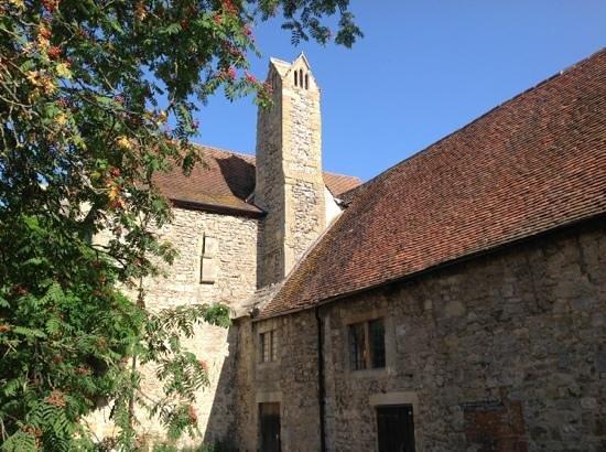 Abingdon Abbey Buildings: Abingdon Abbey