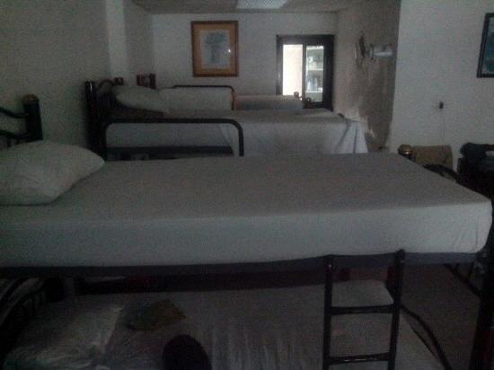 Mundo Maya Hostel: dormitory