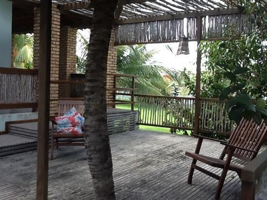 Eco Resort Vento Leste: lindo local