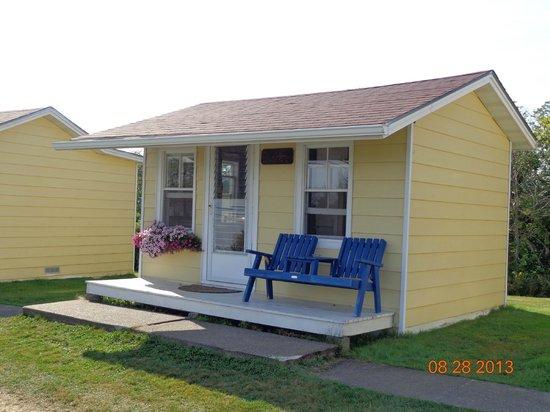 Atlantic View Motel & Cottages: Cute cottage