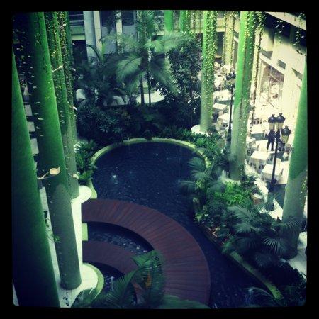 Holiday Palace: Interior de hotel
