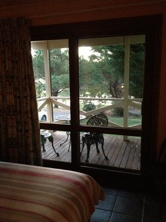 Madison's Mountain Retreat: room with a view