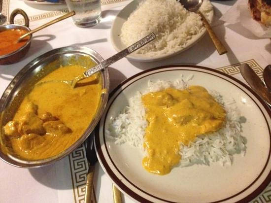 Chicken korma picture of taj palace indian restaurant louisville taj palace indian restaurant chicken korma forumfinder Images