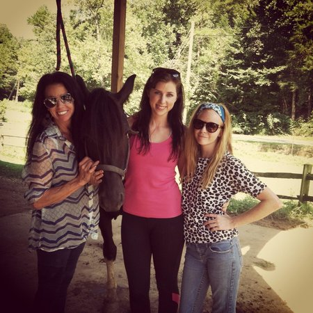 Davy Crockett Riding Stables: Horse fun!!