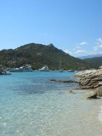 Shaka Sailing : Arrêt crique