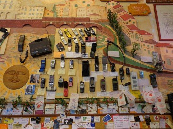 Osteria dalla Gigia: La storia del cellulare..